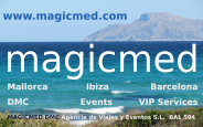 DMC & MICE services Mallorca, Ibiza and Barcelona